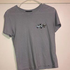 Brandi Melville Motor show T-shirt